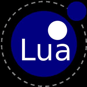 Logo da linguagem LUA da PUC Rio