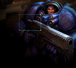 Soldado do Starcraft II